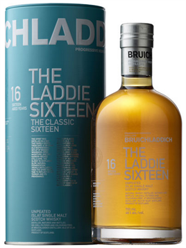 Bruichladdich Scotch Single Malt The Laddie 16 Year